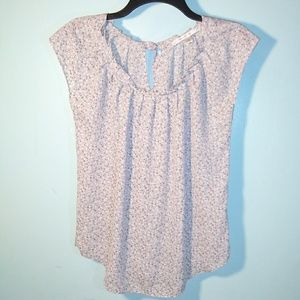 LC Lauren Conrad | Sleeveless Blouse Sz M